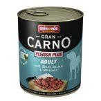 Animonda GranCarno  800g 82765 adult lazac+spenót