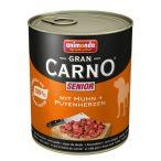 Animonda GranCarno  800g 82780 senior csirke&pulyka szív