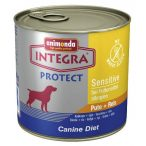 Animonda Integra Gyógytáp protect 600g 86514 pulyka+rízs