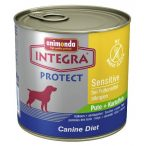 Animonda Integra Gyógytáp protect 600g 86516 pulyka+burgonya