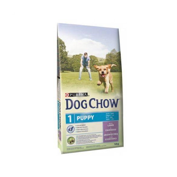 Purina Dog Chow Junior Bárány 14KG