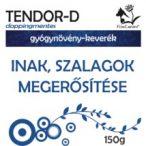 Fitocanini TENDOR-D gyógynövény-keverék kutyáknak RAKTÁRON