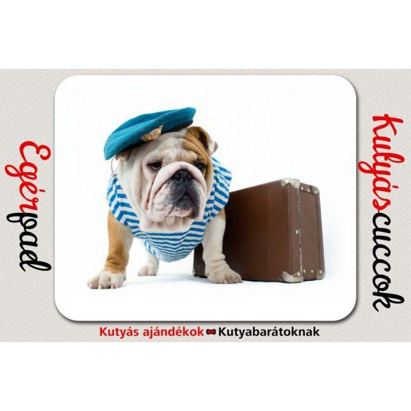 Bulldogos Egérpad - Bulldog Travel