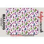 Bulldogos Egérpad - Bulldog Streetwear  Bulldog apró mintával 5.