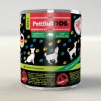 PettBullDog® Adult - Vaddisznó barna rizzsel (800 gr)