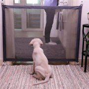 Magic Gate Reviews Állítható Hálós Térelválasztó Kutyáknak - Otthoni térelválasztás egyszerűen RAKTÁRRÓL!