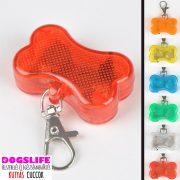 Dogs Life Lightning Collar Világító Biléta több színben RAKTÁRRÓL!