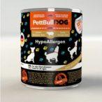 PettBullDog® HypoAllergen - Bárány barna rizzsel (800 gr)