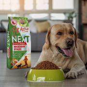 FitActive Next Meadow Stars halmentes kutyatáp 3kg