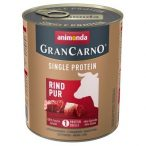 Animonda GranCarno Single Protein Rind Pur Marha 800g