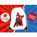 Bulldogos Hátizsák Comic Kollekció Spider Frenchie mintával