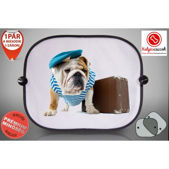 Autós Napellenző - Bulldog Travel