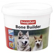 Beaphar Bone Builder Csonterősítő por, kutyáknak, macskáknak, háziállatoknak 500gr.
