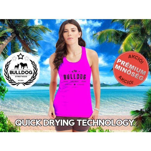 Bulldog Streetwear Női atléta - Bulldog Streetwear Vintage Logó 1. mintával