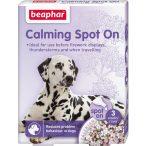 Beaphar Calming Spot On - Nyugtató cseppek kutyáknak valeriána gyökér kivonattal
