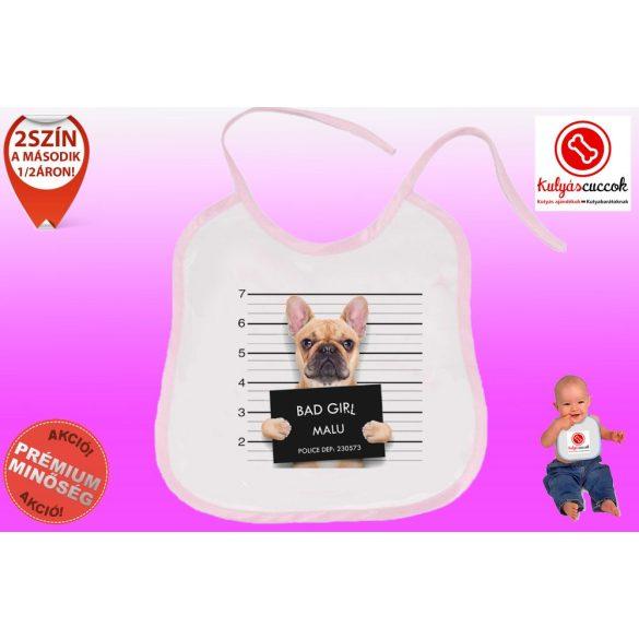 Előke - Bulldog Streetwear Bad Girl Police