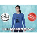 Bulldog Streetwear Női pulóver - BSW Est.2014. mintával Több színben