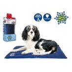 Camon Hűsítő zselés matrac 96x81 cm-es Kék (hűsítő matrac/hűtőmatrac/hűtőtakaró/hűtőpléd)
