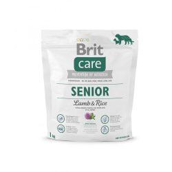 Brit Care Hypoallergenic Száraztáp Senior All Breed Lamb&Rice 1kg Bárányos Rizses Hypoallergén