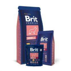 Brit Premium Junior Large Breed 3kg Száraztáp Fiatal Kutyáknak