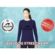 Bulldog Streetwear Női pulóver - BSW Klasszikus logó mintával Több színben