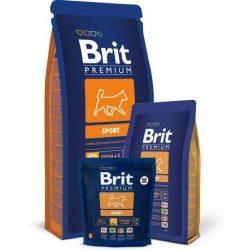 Brit Premium Sport 3kg Száraztáp Magas Energiaszükségletű Sport, Munkakutyáknak