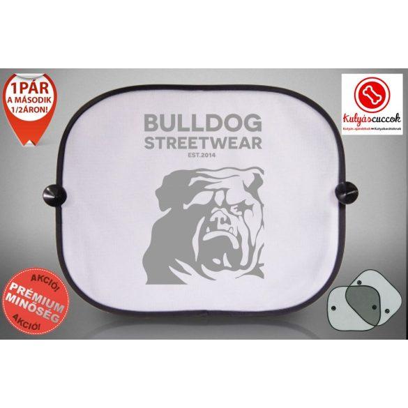Autós Napellenző - Bulldog Streetwear Est.2014.