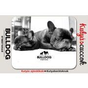 Bulldogos Egérpad - Bulldog Streetwear Francia Bulldog 3.