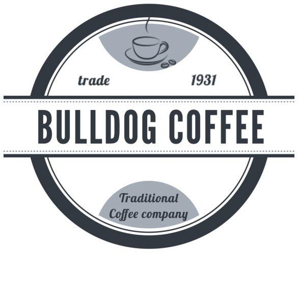 Bulldogos Bögre - Bulldog Coffee  Traditional Cofee