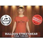 Bulldog Streetwear Női Póló - Vintage Western logó mintával Különböző színekben