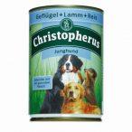 Christopherus - Premium - Fiatal kutya - baromfi + bárány + rizs