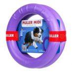Puller Midi 20cm 2 karika - Kis- és Közepestestű kutyák részére