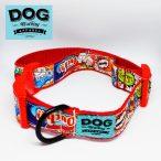 Dog Walking Apparel Ouch!! nyakörv és póráz szett