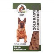 Pet-Product Zöldkagylós Glükozamin Csonterősítő Porcerősítő  tabletta kutyák számára 60db