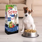 Panzi FitActive Hypoallergenic Small Fish, Apple & Rice 15kg
