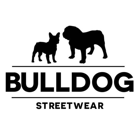 Párna Bulldog Streetwear Klasszikus Logo 35x35 cm