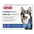 Beaphar Vermicon Bolha, Kullancs és Lepkeszúnyog elleni spot on kutyáknak / 15-30 kg