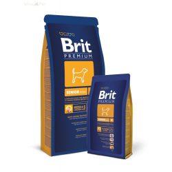 Brit Premium Senior Medium Breed 3kg Száraztáp Idős Közepes Testű Kutyáknak