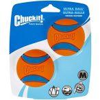 Chuckit! Ultra Ball Gumilabda - Az Elnyűhetetlen Labda - Medium méretben 2 darabos