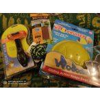 Dogs Life Karácsonyi Ajándékcsomag Kutyáknak 5. K9 Cruiser - K9 Cirkáló/FURminator M kefe/Játék/Jutifalat