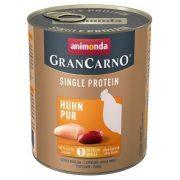 Animonda GranCarno Single Protein Huhn Csirke 800g