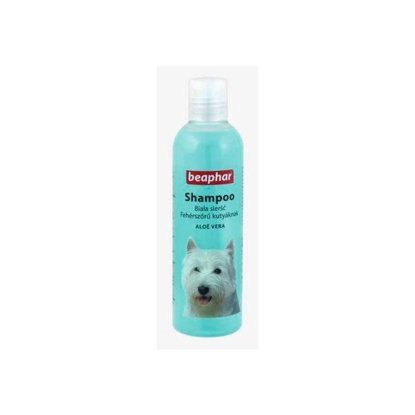 Beaphar sampon kutyáknak fehér szőrre
