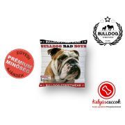Párna Bulldog Streetwear Bad Boys Lucky Bulldog 40x40cm