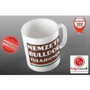 Bulldogos Bögre - Nemzeti Bulldog Tulajdonos grafikával