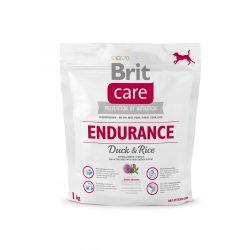 Brit Care Hypoallergenic Száraztáp Endurance Duck&Rice 1kg