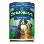 Christopherus - Premium - Idős kutya - bárány, burgonya és sárgarépa