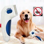 Flea Doctor - Elektromos bolhairtó fésű kutyák és macskák számára  RAKTÁRRÓL!