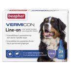 Beaphar Vermicon Bolha, Kullancs és Lepkeszúnyog elleni spot on kutyáknak / 30 kg felett