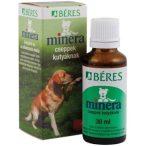 Béres Minera Cseppek Kutyáknak és Macskáknak - Immunerősítő, Roboráló, Immunstimuláns, Egészségmegőrző készítmény