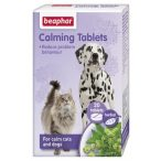 Beaphar Calming tablets - Nyugtató tabletták kutyáknak Természetes növényi kivonattal 20db/cs.
